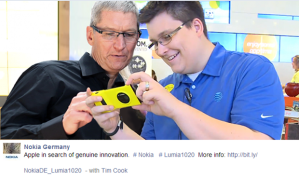 Tim Coock Lumia 1020